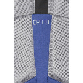 The North Face Terra 55 Backpack Damen sodalite blue/high rise grey